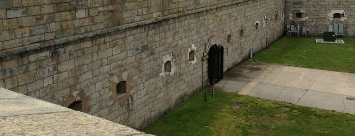 Fort Adams State Park is one of Holy Newport.