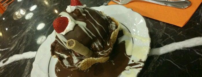 Mendel's Chocolatier is one of ✔️.