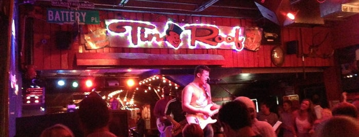 Tin Roof is one of Nashville Places to Be.