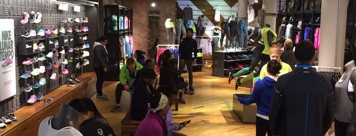 Nike Running is one of Hit List: New York.