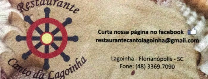 Restaurante Canto da Lagoinha is one of OnTheBeach.