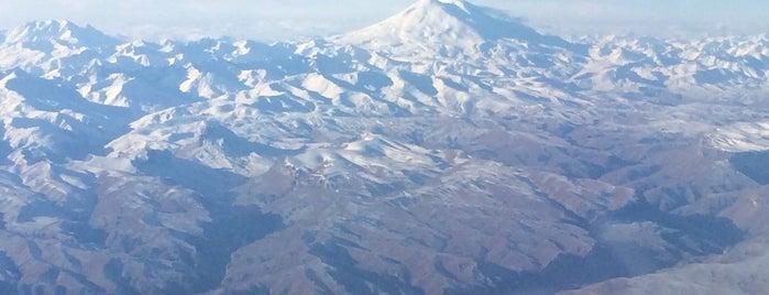 Республика Северная Осетия — Алания is one of Кавказ.