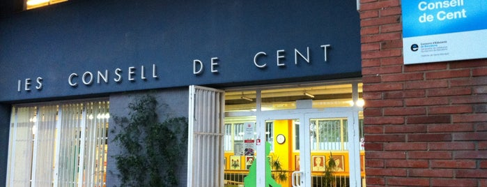IES Consell De Cent is one of Barcelona Schools.