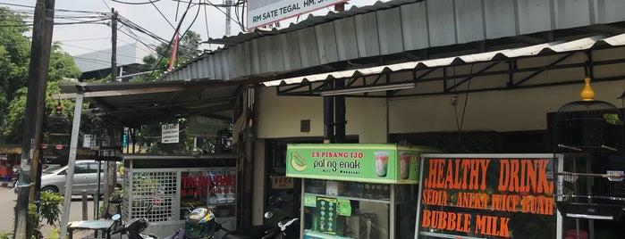 RM Sate Tegal H. Sadjim is one of Jakarta's Best Food Spot.
