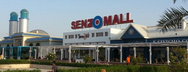 Senzo Mall is one of Top 10 favorites places in ا elmohandsen, Egypt.