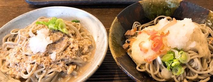 十割蕎麦 だいこん舎 is one of 美味しいお店.