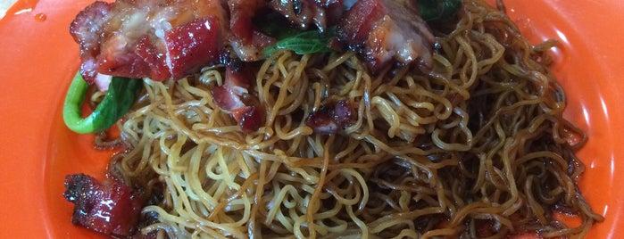 Restoran Yulek Wan Tan Mee (友力云吞面) is one of KL Cheap Eats.