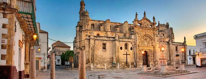 Iglesia Mayor Prioral is one of El Puerto Turismo.