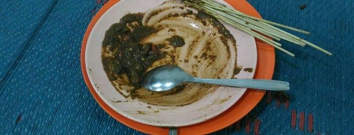 Sate Kelapa Cak Mat is one of Kuliner Kita.