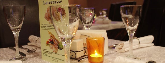 Laterrasse is one of Gourmet Club Members.
