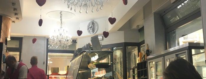 Cupido Pasticceria Caffetteria bar is one of peccati di gola.