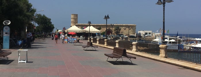 Sliema Promenade is one of Malta.