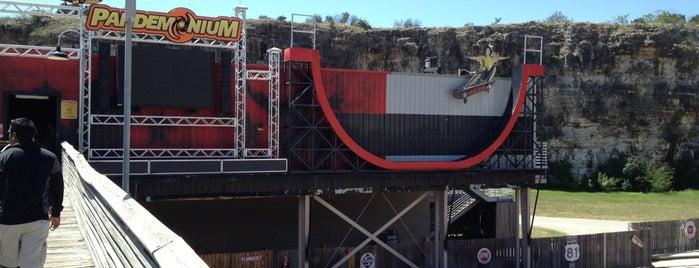 Pandemonium is one of Roller Coaster Mania.