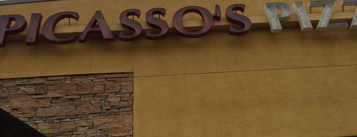 Picasso's Pizza & Grill is one of Place to eat.