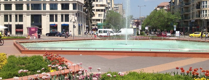 Фонтан Южен парк (South Park Fountain) is one of My Sofia Guide for cool places.