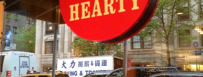 Hale & Hearty is one of New York.