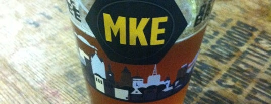 Milwaukee Brewing Company is one of A Traveler's Guide to Milwaukee.