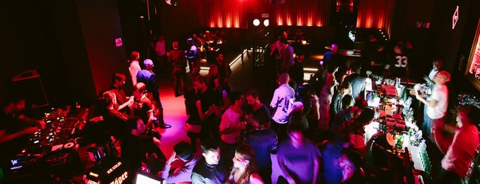 UNDER Club is one of Sants.