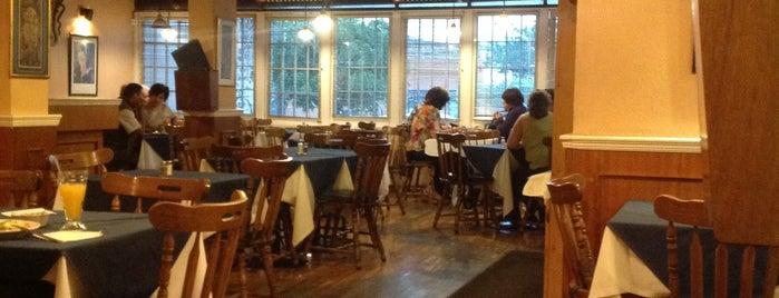 Café Tulipe is one of Restaurants to go! :).
