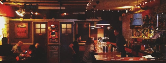 Café de Koe is one of Amsterdam <3.