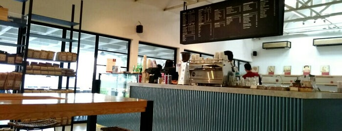Anomali Coffee is one of Jakarta.