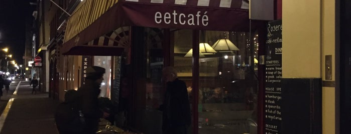 Eetcafé Rosereijn is one of amsterdam.