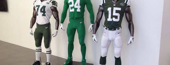 Atlantic Health Jets Training Center is one of This is my list - MOSS.