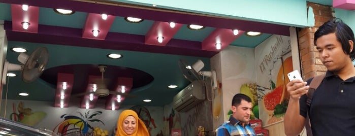 El Rashedy Juice Bar is one of All-time favorites in Egypt.