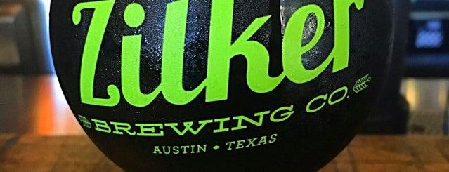 Zilker Brewing Co. is one of Austin TODO.