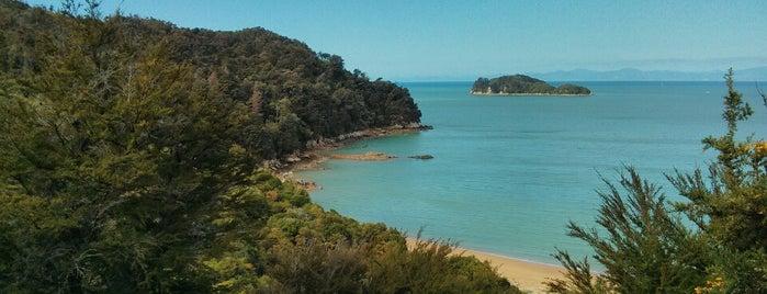 Abel Tasman Coast Track is one of New Zealand.
