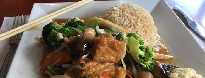 Bangkok Thai Cuisine is one of Plymouth.