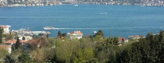Ulus Parkı is one of İstanbul'daki Park, Bahçe ve Korular.