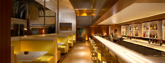 The Bar @ LvL25 at Conrad Miami is one of Miami.