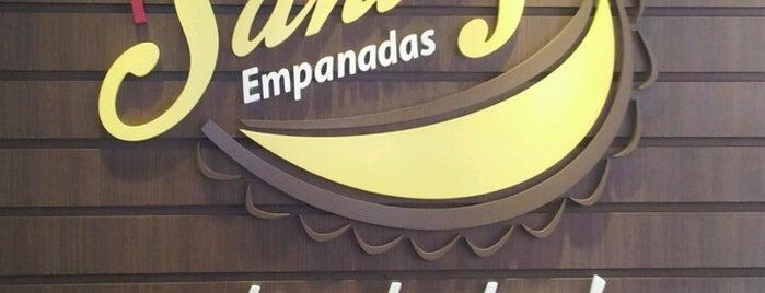 Santa Fé Empanadas is one of Lugares Chic.