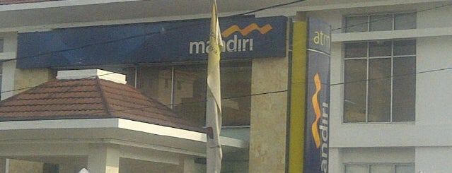 Bank Mandiri is one of Kotabumi.