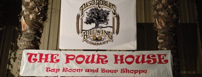 Paso Robles Brewing Co. & Pour House Tap Room is one of Breweries - Southern CA.