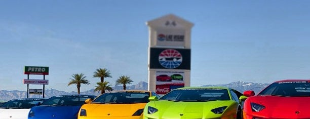 Exotics Racing is one of Las Vegas Outdoors.