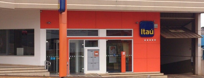 Itaú is one of Lista Pessoal.