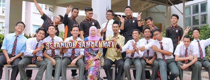 SMK Putrajaya Presint 18 is one of Learning Centers,MY #5.