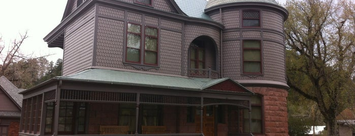 Adams Museum & House is one of Rapid City, SD.