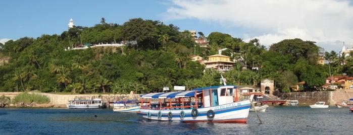 Morro de são paulo is one of Turismo.