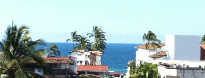 Hotel Mocali is one of Puerto Vallarta Hotels.