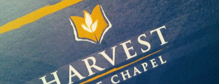 Harvest Bible Chapel is one of Places to Worship.