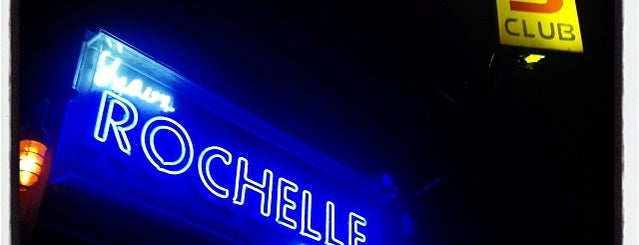 Rochelles NYC is one of NYC Cocktail Week 2015.