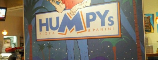 Humpy's Pizza is one of Favorite Food.