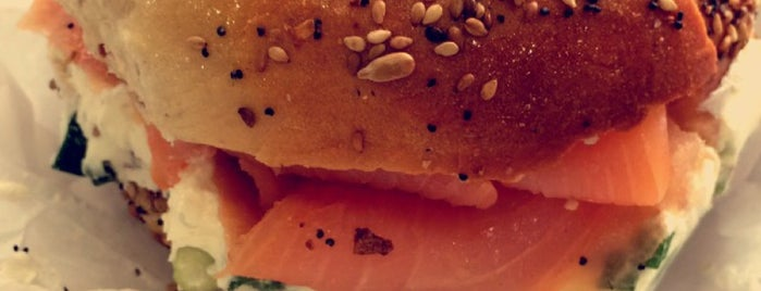 Forest Hills Bagels is one of NYC's Best Bagel Shops.