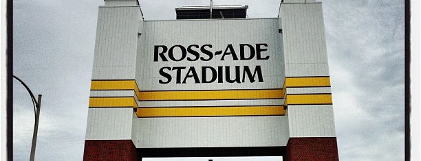 Ross-Ade Stadium is one of Big Ten Stadiums.