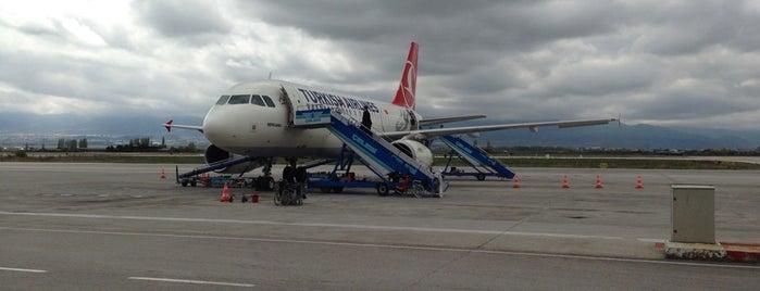 Erzurum Airport (ERZ) is one of Airports in Turkey.