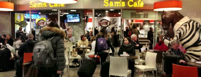 Sam's Café is one of Restaurantes Europa.