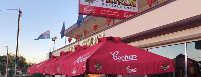 Vietnam Restaurant is one of Adelaide.